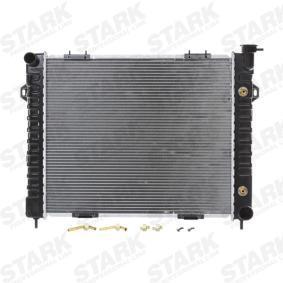 Achetez et remplacez Radiateur, refroidissement du moteur SKRD-0120278