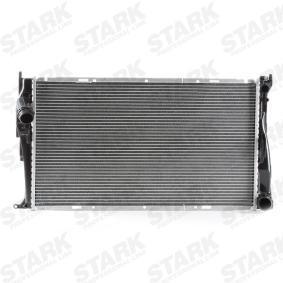 Radiateur, refroidissement du moteur SKRD-0120350 à un rapport qualité-prix STARK exceptionnel