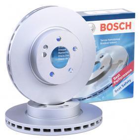 Disco freno 0 986 479 C50 con un ottimo rapporto BOSCH qualità/prezzo