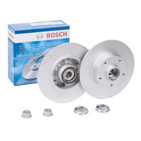 Disco freno 0 986 479 C87 con un ottimo rapporto BOSCH qualità/prezzo