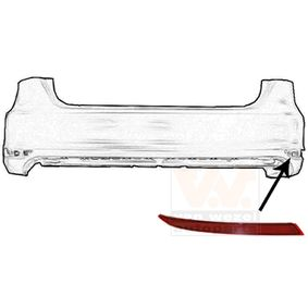 VAN WEZEL Рефлектор 5772930 купете онлайн денонощно
