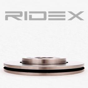 82B0004 Bremsscheibe RIDEX zum Schnäppchenpreis