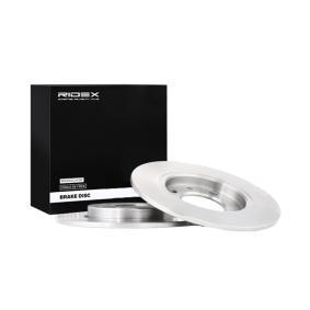 Disco freno RIDEX 82B0030 comprare e sostituisci