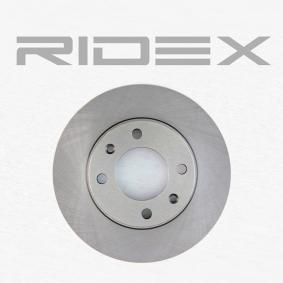 82B0030 Disco de travão RIDEX - Produtos de marca baratos