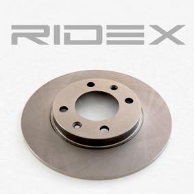82B0030 Bromsskiva RIDEX Stor urvalssektion — enorma rabatter