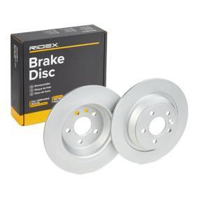 Disco freno 82B0175 con un ottimo rapporto RIDEX qualità/prezzo