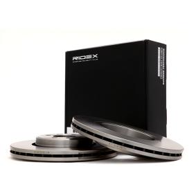 Disco freno 82B0217 con un ottimo rapporto RIDEX qualità/prezzo