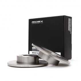 acheter RIDEX Disque de frein 82B0055 à tout moment