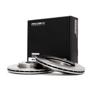 Disco freno 82B0068 con un ottimo rapporto RIDEX qualità/prezzo