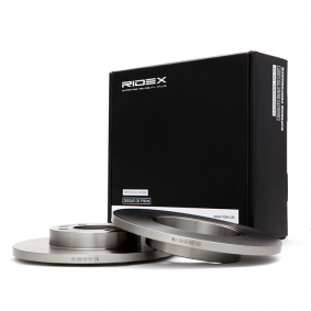 Disco freno RIDEX 82B0655 comprare e sostituisci