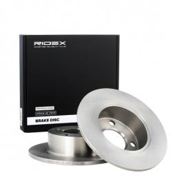 Achetez et remplacez Disque de frein 82B0036