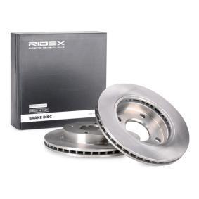 Disco freno RIDEX 82B0039 comprare e sostituisci