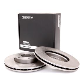 Disco freno 82B0888 con un ottimo rapporto RIDEX qualità/prezzo