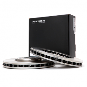 Disco freno 82B0410 con un ottimo rapporto RIDEX qualità/prezzo