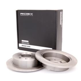 acheter RIDEX Disque de frein 82B0681 à tout moment