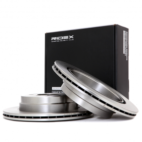 Disco freno 82B0293 con un ottimo rapporto RIDEX qualità/prezzo