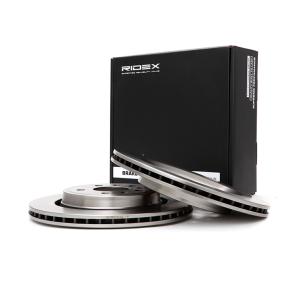 Disco freno RIDEX 82B0152 comprare e sostituisci