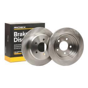 Disco freno RIDEX 82B0148 comprare e sostituisci