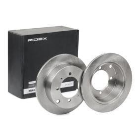 buy and replace Brake Disc RIDEX 82B0089