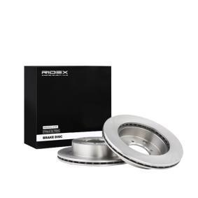 Disco freno RIDEX 82B0689 comprare e sostituisci