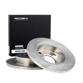 acheter RIDEX Disque de frein 82B0687 à tout moment