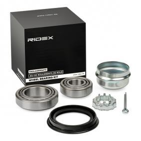 kjøpe RIDEX Hjullager 654W0002 når som helst