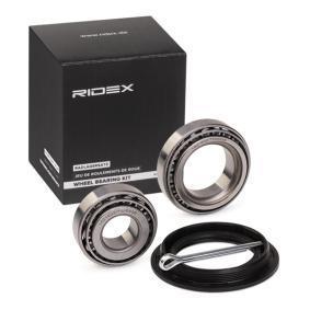 acheter RIDEX Jeu de roulements de roue 654W0021 à tout moment