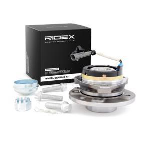 Kit cuscinetto ruota 654W0025 con un ottimo rapporto RIDEX qualità/prezzo