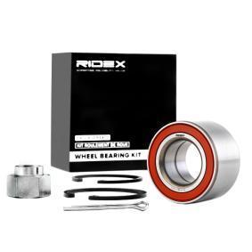 Kit cuscinetto ruota 654W0065 con un ottimo rapporto RIDEX qualità/prezzo
