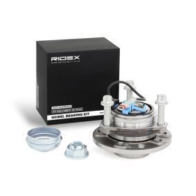 Kit cuscinetto ruota 654W0060 con un ottimo rapporto RIDEX qualità/prezzo