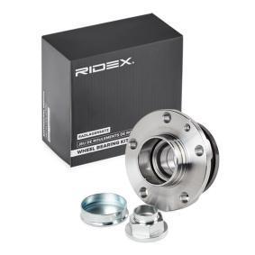 Kit cuscinetto ruota 654W0253 con un ottimo rapporto RIDEX qualità/prezzo