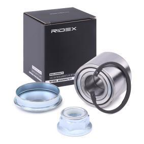Kit cuscinetto ruota 654W0137 con un ottimo rapporto RIDEX qualità/prezzo