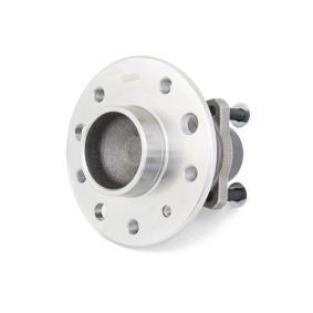 Kit cuscinetto ruota 654W0052 con un ottimo rapporto RIDEX qualità/prezzo
