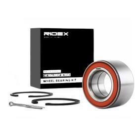 Kit cuscinetto ruota 654W0036 con un ottimo rapporto RIDEX qualità/prezzo