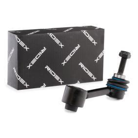 Køb og udskift Stang / led, stabilisator RIDEX 3229S0025