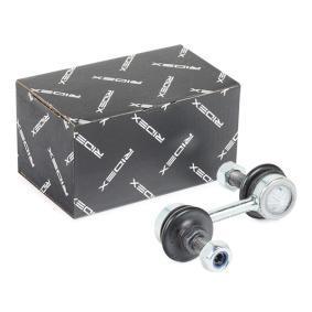 Brat / bieleta suspensie, stabilizator RIDEX 3229S0035 cumpărați și înlocuiți