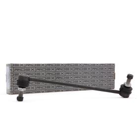 Kupite in zamenjajte Drog / opornik, stabilizator RIDEX 3229S0117