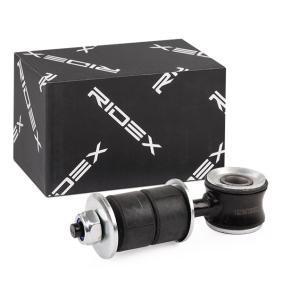 Asta/Puntone, Stabilizzatore RIDEX 3229S0072 comprare e sostituisci