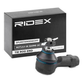 Pērc RIDEX Stūres šķērsstiepņa uzgalis 914T0067 jebkurā laikā