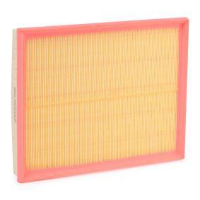 Luftfilter RIDEX 8A0005 günstige Verschleißteile kaufen