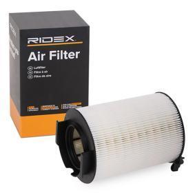 Filtru aer RIDEX 8A0027 cumpărați și înlocuiți