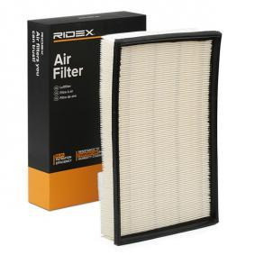 buy and replace Air Filter RIDEX 8A0014