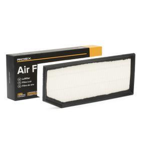 въздушен филтър RIDEX 8A0023 купете и заменете