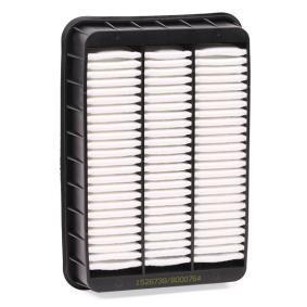Kupte a vyměňte Vzduchový filtr RIDEX 8A0066