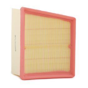légszűrő RIDEX 8A0250 - vásároljon és cserélje ki!