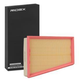 Kupte a vyměňte Vzduchový filtr RIDEX 8A0251