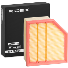buy and replace Air Filter RIDEX 8A0155