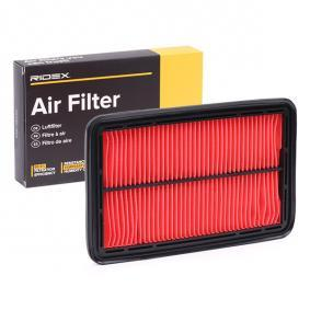 buy and replace Air Filter RIDEX 8A0111