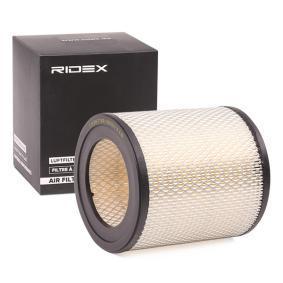 Filtro aria RIDEX 8A0141 comprare e sostituisci