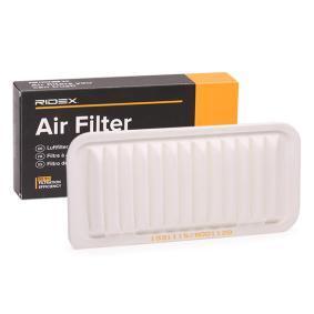 kúpte si RIDEX Vzduchový filter 8A0156 kedykoľvek